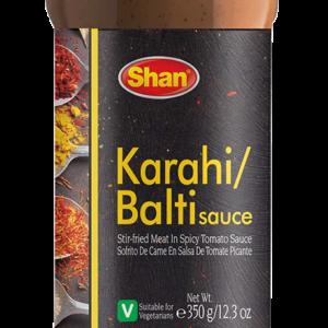 Shan Karahi Balti Sauce 350 g