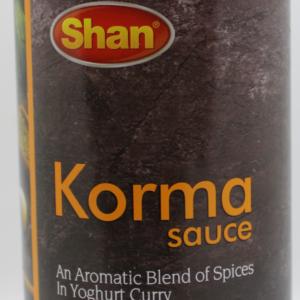 Shan Korma Sauce 350  g
