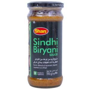 Shan Sindi Biryani Sauce 350 g