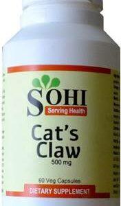 CAT'S CLAW (60 Veg Capsules) 500 mg